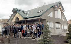 Grand Opening of the Alberta Sustainable Home Office